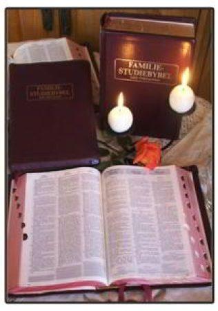 Familie Studie Bybel ('n Luukse weergawe) - Drie vertalings.jpg_product